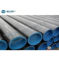 Quality API 5L X 52 PSL1 Welded Steel Pipe , Oil Industry Carbon Steel Line Pipe for sale