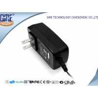 Quality 2 PIN 18W Universal AC DC Adapters For Game Player , CEC VI UL FCC Ceritified for sale