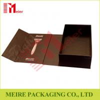 Quality Cardboard paper emtry pacakging box magnetic closure gift box add your own logo for sale