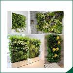 Quality 56 Pocket Planter Bag Garden Hanging Vertical Planter Bag Indoor Outdoor Herb Pot Decor for sale