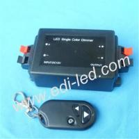 Quality IR LED Dimmer Switch 12V/24V Wireless Remote Control for sale