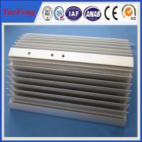 Quality China factory price Custom Aluminum Heat Sink with OEM service for sale