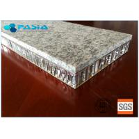 Quality Durable Granite Stone Honeycomb Core Panel With Polished Surface Treated for sale