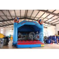 Quality Merry Christmas Jumping Castle for sale