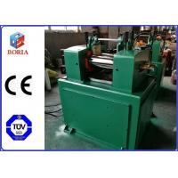 Quality 6 Inch XK-160 Rubber Mixing Mill Machine With Hardened Gear Reducer One Year Warranty for sale