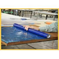 Reverse Wound Temporary Surface Protective Film Door / Floor / Carpet Surface Protect for sale