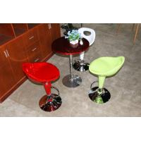 ABS 360 Degree Swivel Bar Stool/ Cheap Morden Used Commercial Bar ChairH-103