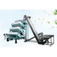 Quality Automated Tea Color Sorter Machine Self Design High Frequency Ejectors for sale