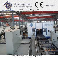 Multi spindle CNC beam drilling line for sale