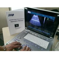 Quality PC Based B / W Portable Ultrasound Scanner 15 inch Laptop Screen Only 5kgs Weight Convenient to Carry for sale