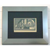 Quality lenticular 3D picture with frame for sale