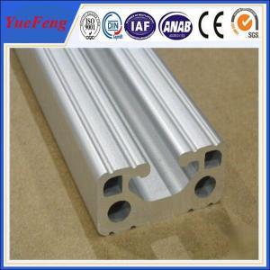 Quality aluminum industrial profiles factory, industrial aluminum profile china supplier for sale