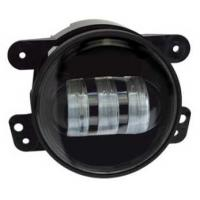 Quality 30 W 4 Inch Waterproof Fog Led Car Headlight For Jeep Energy Saving Shake - Proof for sale