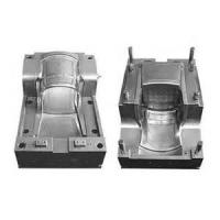 Quality Chair mould Injection Mould Tooling, PVC, ABS, PMMA, 1 000 000shots for sale