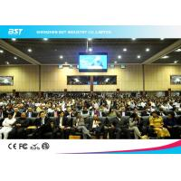Quality P4.8 SMD 3 In 1 Indoor Full Color Led Screen Video Wall Display For Event for sale