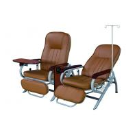 Quality Manual Hospital Furniture Chairs Transfusion Chair With Rotating Table for sale