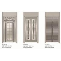 Quality Commercial Lift Spare Parts Custom Elevator Doors Corrosion Resistance for sale