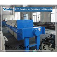 Quality Automatic High - Pressure Squeezing Ceramic Filter / Press Filter for sale