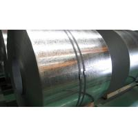 Quality ASTM A653 Hot Dipped Galvanized Steel Strip Q195 Grade 50 Steel Coil for sale