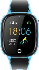 Quality Dual Positioning ROHS Kids Touch Screen Smartwatch for sale