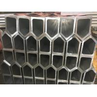 Quality 6061T6 Aluminum Polygon Tube Aluminum Extrusion Profiles for Industrial Material for sale