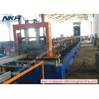 Quality Durable Cable Tray Making Machine , Fully Automatic Roll Forming Machine for sale