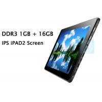 Quality 9.7  Cortex A8 IPS Google Android 4.0 Tablets PC With G-sensor HDMI 10, 512MB DDR3 for sale