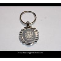 Quality hot sale Blank customized logo metal keychains for promotion gifts for sale