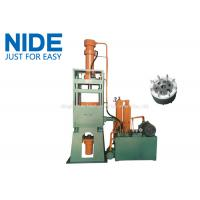 Buy cheap Rapid Mould Closing Rotor Casting Machine Aluminum Vertical Die Casting Machine from wholesalers
