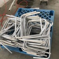 Buy 6061T6 bending aluminum tubing OD30mm x T1.5mm x L1000mm with Anodized at wholesale prices