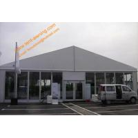 Buy cheap 20m Party Tent Large Aluminum Structure Waterproof Exhibition Event Tents from wholesalers