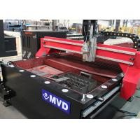 Quality CNC High Definition Plasma Cutting Machine1600mm X 6100mm for sale