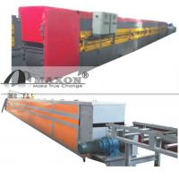 China PU Insulated Carved Metal Exterior Wall Panel Production Line on sale
