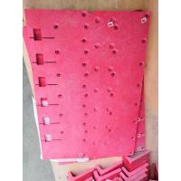 Quality Red Color GPO -3 Laminated Sheet CNC Machined Parts With UL Recognized for sale