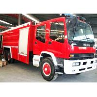 Buy 8,000L fire trucks for sales at wholesale prices
