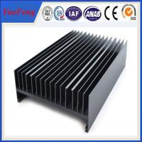 Quality Hot! aluminum extrusion fin manufacture/ supply aluminum extrusion process thin for sale