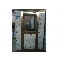 Buy Electronic Interlock Stainless Steel Air Shower Clean Room Laboratory at wholesale prices