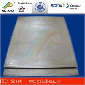 Quality PEEK sheet, PEEK board for sale