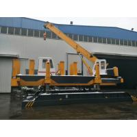 Small Piling Machine ZYC80 For Concrete Pile Foundation No Pollution