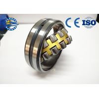 Quality Durable Brass Cage High Speed Roller Bearings , 23124AX Double Row Roller Bearing for sale