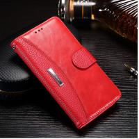 Quality Honor 6X Huawei Leather Case TPU Soft Cover Business Use For Drop Protection for sale