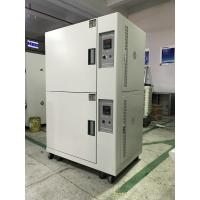 Quality Double Oven Constant Temperature Chamber Computer Controlled Water Cooled Condensation for sale