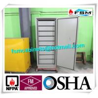 Quality Metal Moisture Proof  Fireproof Locking File Cabinet Vertical Multi Drawers for sale