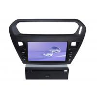 Quality Car GPS Radio Citroen DVD Player for Elysee Support Steering Wheel Control for sale
