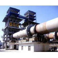 China High Automation Level  Rotary Kiln for Lime Dolomite Clinker With ISO / CE Certification on sale