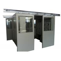 Quality Custom Intelligence Clean Room Air Shower With Auto Slide Door , Stainless steel for sale