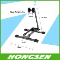 Replaceable cycle accessories PC bike stand bicycle display rack for sale