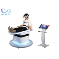 Buy cheap Virtual Reality Motion Simulator 9D Virtual Reality Surf Slide from wholesalers