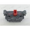 Quartet Lump Switch GT7250 Cutter Parts 925500594 NC Contact Block Abb mcb-01 for sale