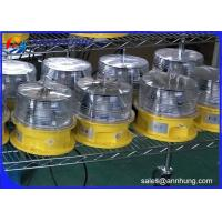 Quality Smokestacks Using Aircraft Obstruction Warning LED / Solar Powered Light for sale